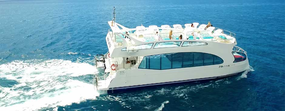 vip boat excellence yacht luxury cruise pasito blanco Gran Canaria